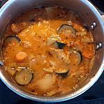 recette Ma soupe aux pistou à ma façon