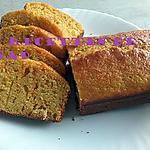 recette Cake moelleux au yaourt et carottes