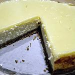recette Cheesecake citron sur base spéculos
