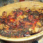 recette Ragoût de mouton ou Kizu güveç