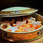 recette Pâtes de fruits à la mangue pour Noël