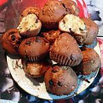 recette Petits cakes choco-orange