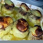 recette Pommes de terres farcies a la viande de Jeanmerode