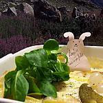 recette Croute savoyarde à l'ail des ours