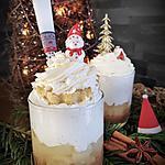recette Petit Baba de Noël Poire et Chocolat