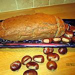 recette Cake à la farine de châtaigne sans gluten