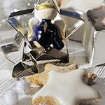 recette Bredele : Etoile à la Cannelle ou Zimtsterne
