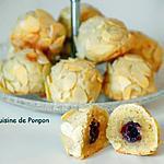 recette Biscuit sicilien aux griottines