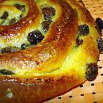 recette Escargots aux raisins