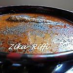 recette H'SSOU ( soupe éclair) chorba à la semoule