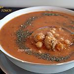 recette Jéri tchich ( soupe d'orge)