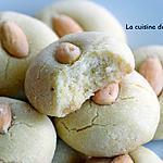 recette Montecaos, biscuits sablés andalous