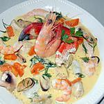 recette Navarin de la mer du blog cccuisine.over-blog.com