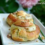 recette Gougères à la Tomme de Savoie