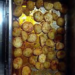 recette Pommes de terre rôties au paprika