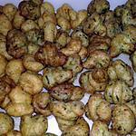 recette Pommes dauphines aux épinard