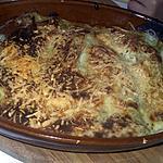 recette Filet de lieu noir gratiné