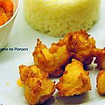 recette Poulet frit à la coréenne
