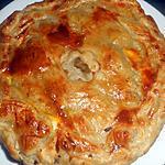 recette Tourte au cerf et champignons des bois
