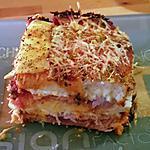 recette Croc lasagnes de cuisine de a à z