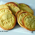 recette Biscuit au lait concentré sucré