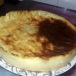 recette Flan pâtissier sans pâte au thermomix