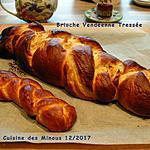 recette Brioche Vendéenne Tressée