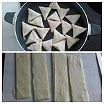 recette Pâte à samoussas