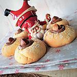 recette Bredele au Nut'Alsace et aux Noisettes entières