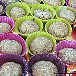recette Boules à la poudre d'amandes