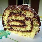 recette Bûche pâtissière facile au chocolat