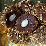 recette Chocolats praliné noisette