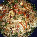 recette Soupe de crabe aux vermicelles de riz