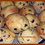 recette Muffins à l'orange et aux pépites de chocolat