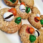 recette Cookies à l'huile de coco