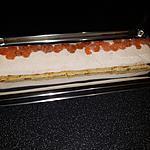 recette Bûche mousse saumon
