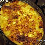 recette Lasagnes au poulet et aux champignons