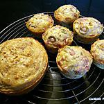 recette Muffins aux olives