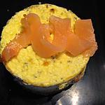 recette Cheesecake au saumon fumé et fromage frais