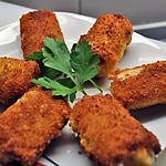 recette Cannelloni  Croquant Mozzarella Tomate
