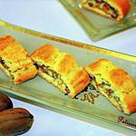 recette Roulades noix et nutella