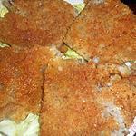 recette Pavés de pieds de porc croustillants