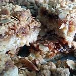 recette Apfelmuskuchen - gâteau allemand au compote de pommes