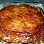 recette Galette des rois aux pommes et ses épices