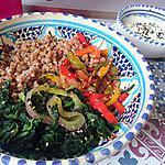 recette Bouddha bowl au sarrasin grillé (kasha)