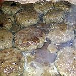 recette Boulettes de sanglier sauce Liegeoise