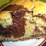 recette Gâteaux marbré