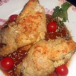 recette Coquelet grillé sauce diable