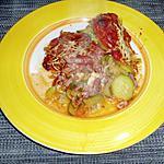 recette courgettes en gratin vite fait