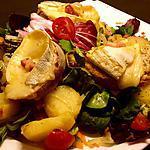 recette Salade savoyarde